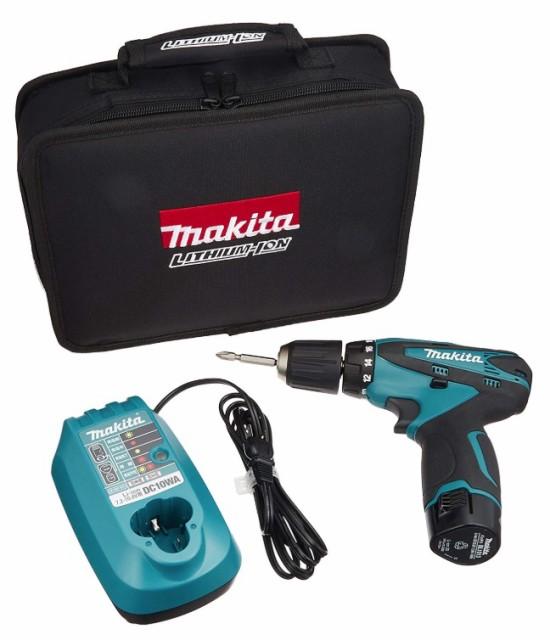 マキタ 充電式ドライバドリル DF330DWSP バッテリ...