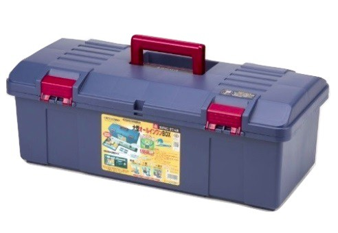 リングスター 大型工具箱 ドカット D-7000 ブルー...