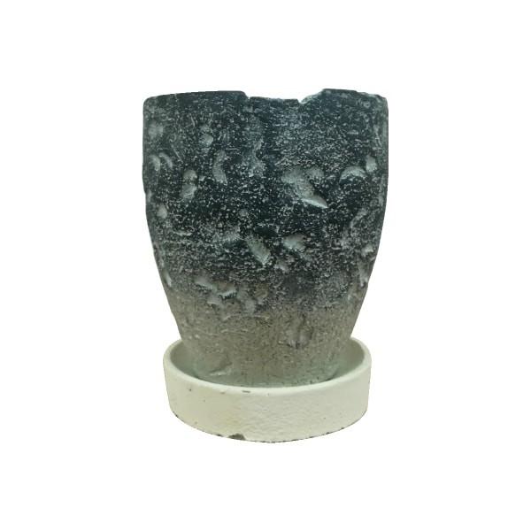 植木鉢 セメントポット CC311-105 3.5号(10.5cm) ...