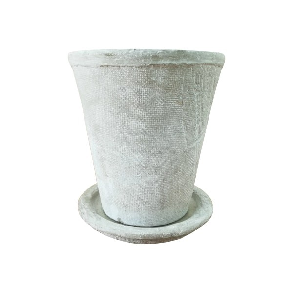 植木鉢 おしゃれ セメントポット MM010-130 4号(1...