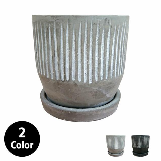 植木鉢 スタイリッシュパターンポット MM081-170 ...