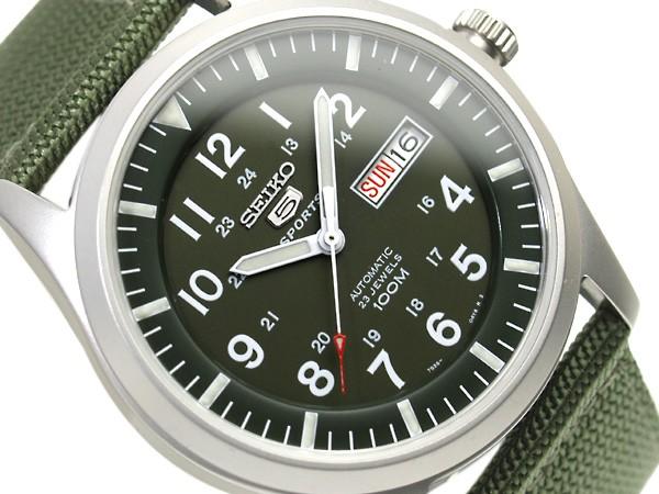 【逆輸入SEIKO5】セイコー5 メンズ自動巻き腕時計...