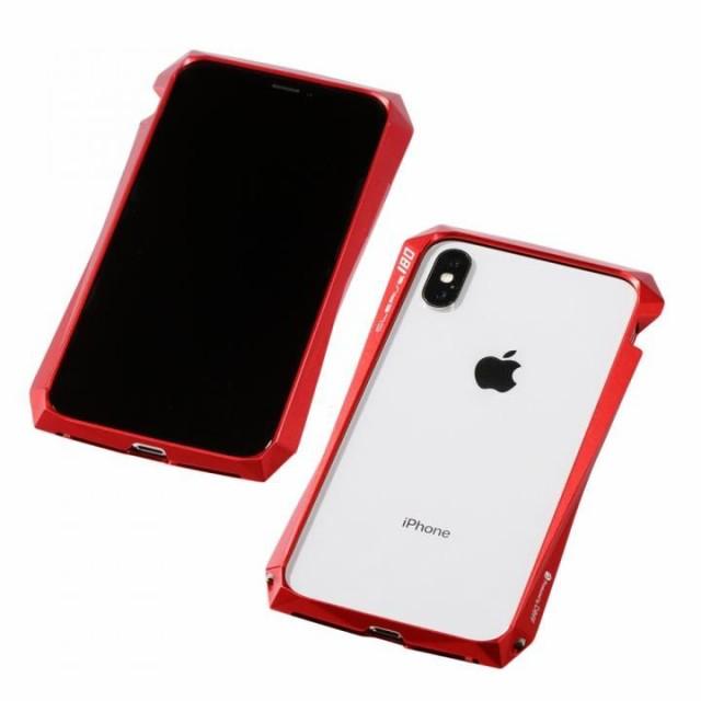 Deff CLEAVE Aluminum Bumper 180 iPhone XS/X
