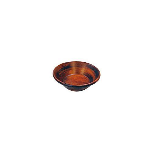 遠藤商事 大鉢 ブラウン サイズ:直径25.5×8cm(...