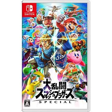 任天堂 [Switch] 大乱闘スマッシュブラザーズ S...