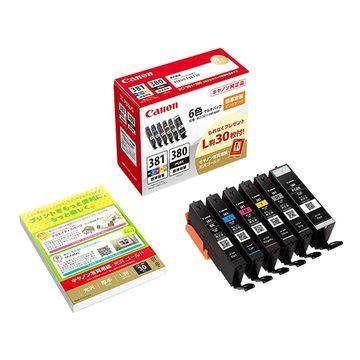 CANON インクタンク BCI-381+380/6MP BCI3813806M...
