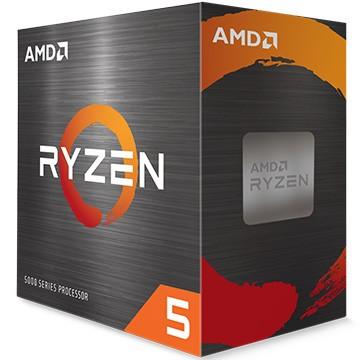 AMD Ryzen 5 5600X With Wraith Stealth Cooler (...