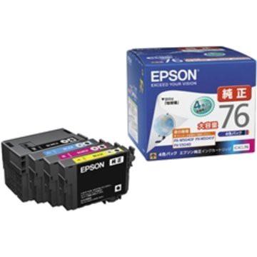 EPSON ビジネスインクジェット用 大容量インク/4...