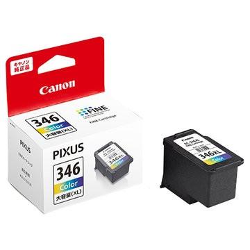 CANON FINEカートリッジ BC-346XL 3色カラー(大容...