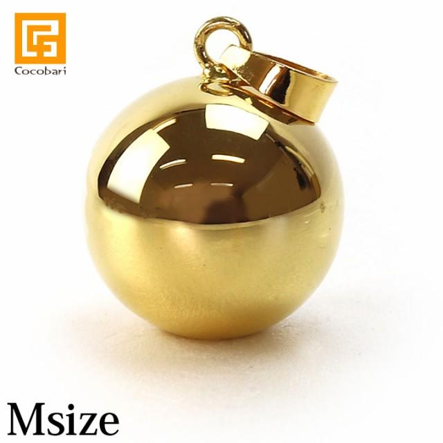 ガムランボール PLAIN GOLD(ゴールド)(M)   メー...