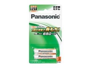 Panasonic/パナソニック EVOLTA BK-4LLB/2B 充電...