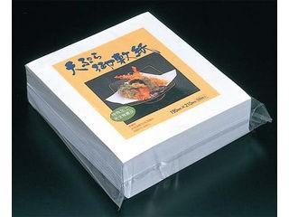 artec/アーテック 天ぷら御敷紙 T−01(500枚入)19×21無蛍光食品和紙