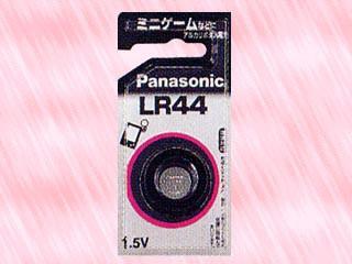Panasonic/パナソニック LR44P アルカリボタン電...