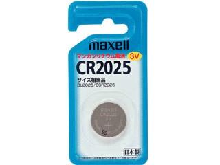 maxell/マクセル リチウム電池 CR2025 1BS