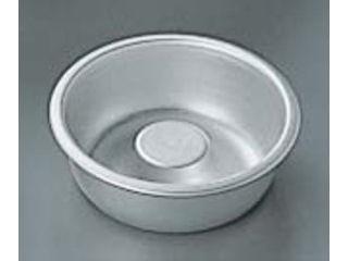 アルミ エンゼルケーキ型 ヘソ低 6.5cm