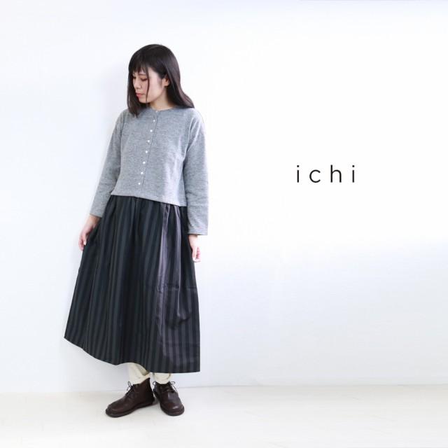 SALE 30%OFF  ichi イチ ワンピース 秋冬 長袖 ...