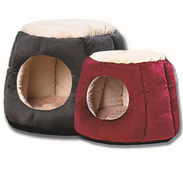 送料無料!Sサイズ 犬 猫テント ベッド ドーム型 ...