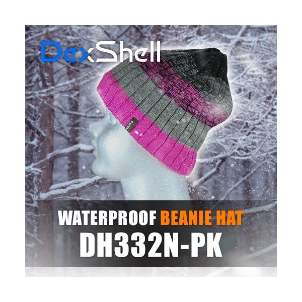ビーニー帽(Dex Shell)DH332N-PK dh332n-pk防水...
