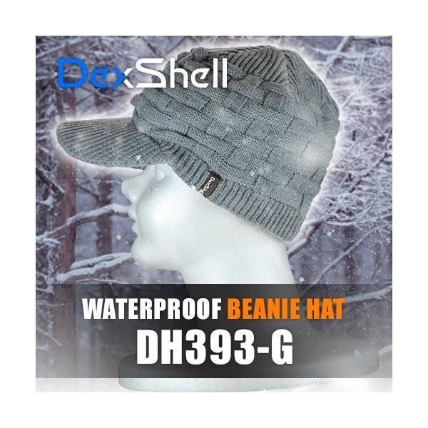 DexShell  DH393-G / dh393-g ツバ付きビーニー...