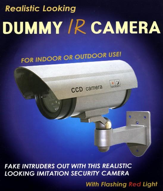 ダミーカメラ赤外線型 IR-CALL ir-call 5個セット...