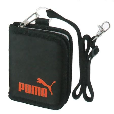 PUMA2つ折りウォレット ブラック PM242BK 財布...