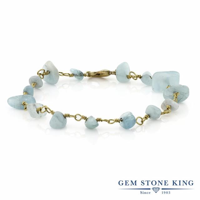 Gem Stone King シミュレイテッド アクアマリン ...