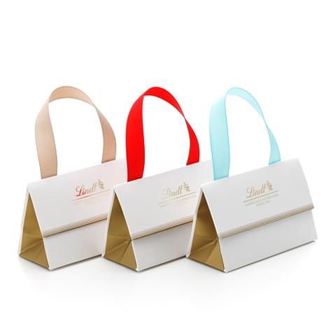 バレンタイン 【公式】リンツ チョコレート(Lindt)リンドール プチギフト10個セット【送料無料】3セット以上よりご注文を承ります。
