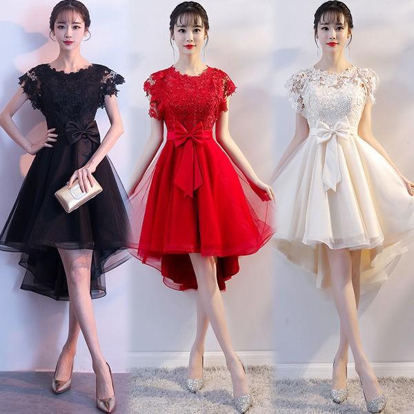 超激安 人気 韓国ファッション パーティードレス ...