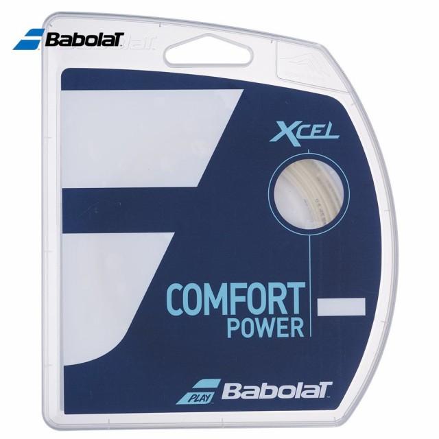 バボラ Babolat テニスガット・ストリング  XCEL ...
