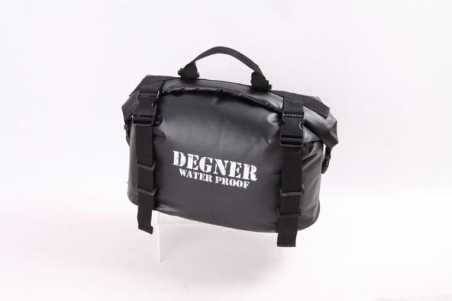 バイク  デグナー デグナー 防水サイドバッグ ブ...