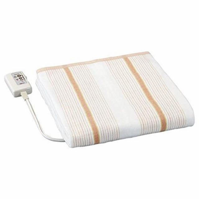 電気毛布 掛け敷き 洗える 電気掛け敷毛布 188×1...