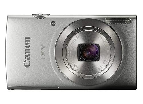 Canon デジタルカメラ IXY 180 シルバー 光学8倍...