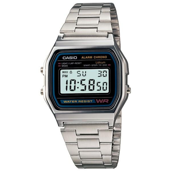 腕時計 メンズタイプ カシオ A158WA-1JF