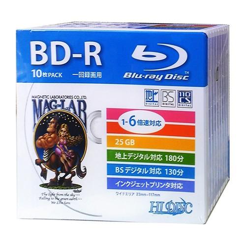 ブルーレイディスク 録画用 HIDISC BD-R 録画用5m...