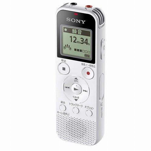 新品 ソニー SONY ICレコーダー 4GB リニアPCM録...
