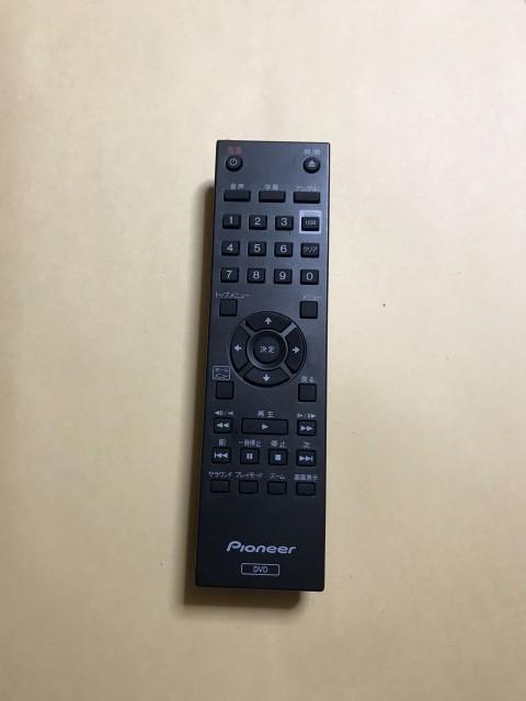 (中古)パイオニア DVD リモコン 076E0PP091 保障...