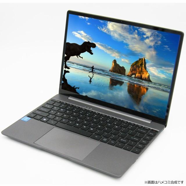 期間限定・特価販売! 新品ノートパソコン メーカー保証 CHUWI GemiBookPro 14型2K液晶 Webカメラ 8世代