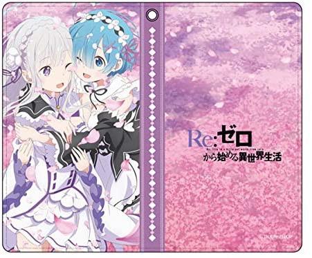 【新品】Re:ゼロから始める異世界生活 手帳型ス...