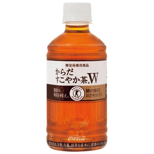 【全国配送可】-※からだすこやか茶W 350ml/24本...