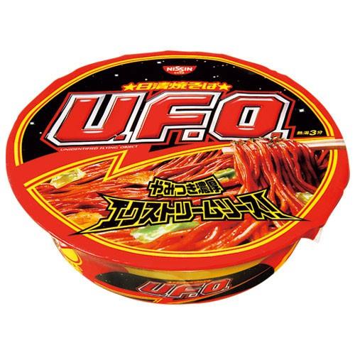 【全国配送可】-※△焼きそばU.F.O. 12食入 日...