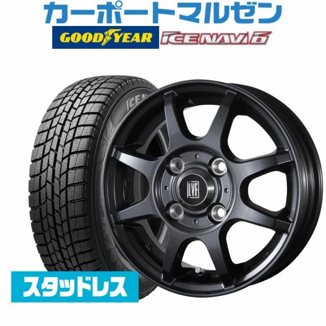 スタッドレスタイヤホイール4本セット トピー LVF...