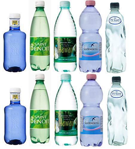 海外 名水 5種10本 飲み比べセット (パターンB) ...