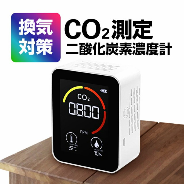二酸化炭素濃度計 赤外線CO2センサー まん延防止 ...