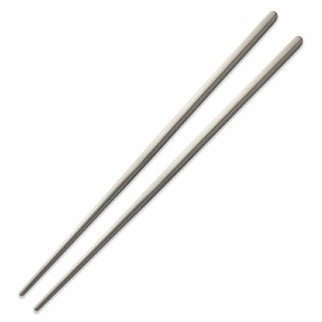チタン箸 235mm 超軽量14g 高強度チタン合金製 高...