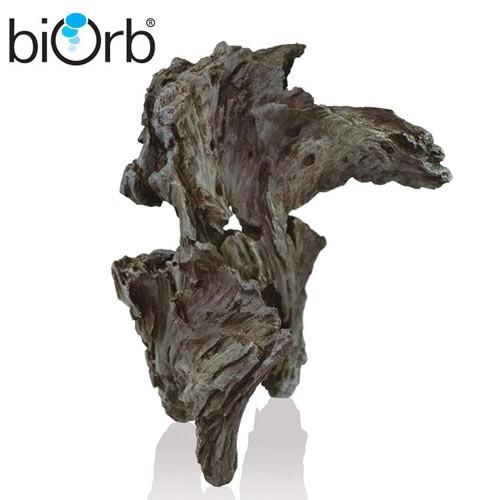 バイオーブ 岩色の木オーナメント バード 4616...