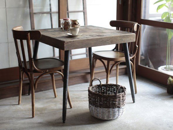 ダイニングテーブル  カフェ風テーブル リビング...