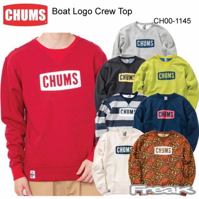 CHUMS チャムス メンズ スウェット CH00-1145<Bo...