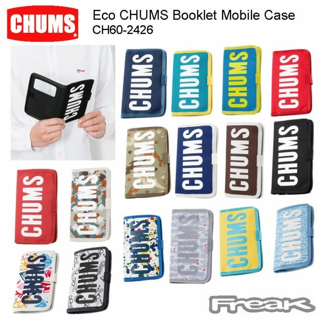 CHUMS チャムス スマホ/PC/携帯ケース  CH60-2426...