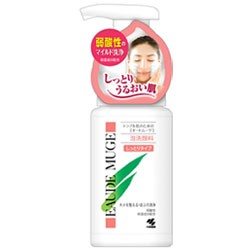 【小林製薬】オードムーゲ 泡洗顔料 しっとりタ...