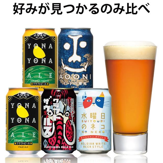【ライブコマース記念】4種5缶飲み比べクラフトビールはじめてセット